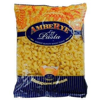 AmbeRye Elbow Pasta