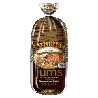 AmbeRye Jums Hearty Rye Bread