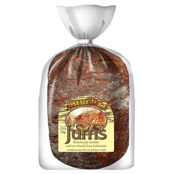 AmbeRye Jums Rye Bread