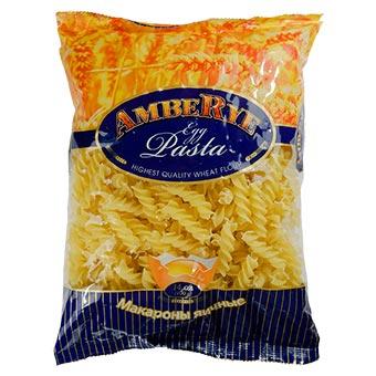 AmbeRye Rotini Pasta