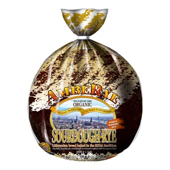 AmbeRye Sourdough Rye Bread
