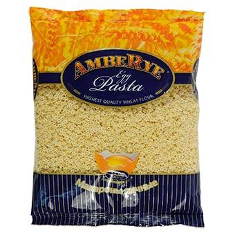 AmbeRye Star Pasta
