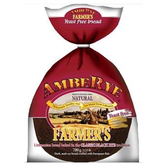 AmbeRye Yeast Free Farmer