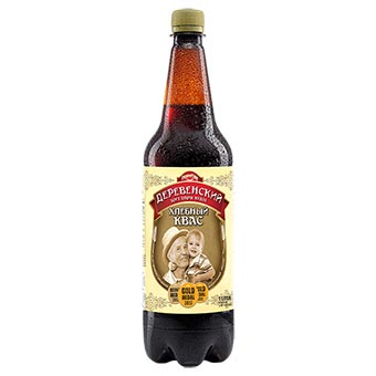 Amberye Kvass Naturally Carbonated Soft Drink