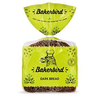 Bakerbird Dark Bread 300g