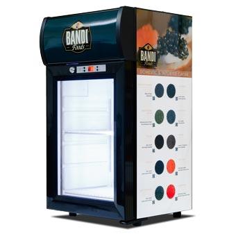 Bandi Caviar Freezer