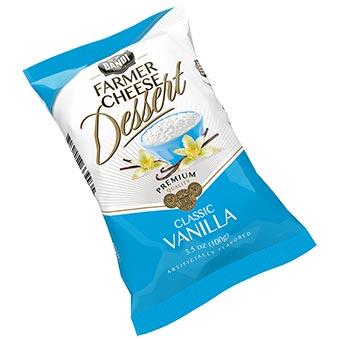 Bandi Classic Vanilla Farmer Cheese Dessert