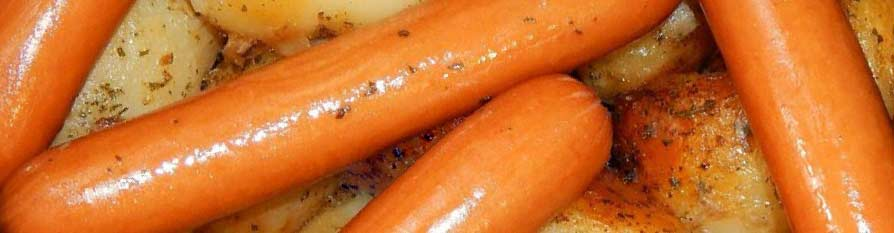 Bandi Foods Cooked Sausages Russian Eastern European Cuisines