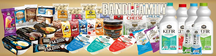 Bandi Foods Family Exclusive Collection