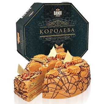 Bandi Queen Cake