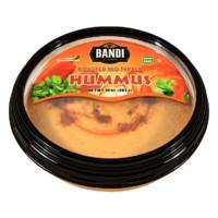 Bandi Roasted Red Pepper Garlic Hummus 10oz
