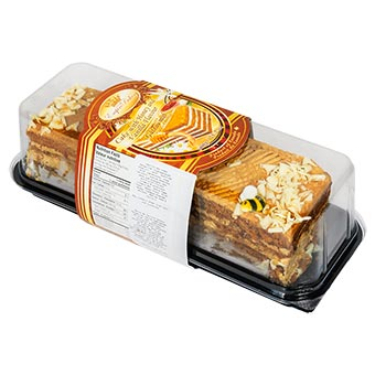 Empire Bakery Honey Vanilla Cake 600g