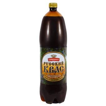 Gubernija Russian Kvass Naturally Carbonated Soft Drink