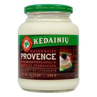 Kedainiu Provansali Mayonnaise 430g