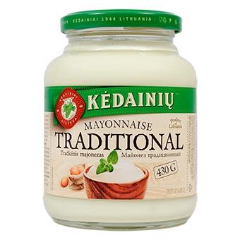 Kedainiu Traditional Mayonnaise 430g