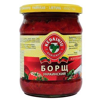 Kedainiu Ukrainian Borscht Soup