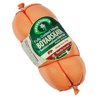 Boyarskaya Fully Cooked Sausage 1 lb