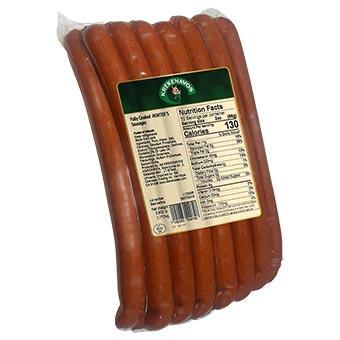 Krekenavos Hunters Sausages