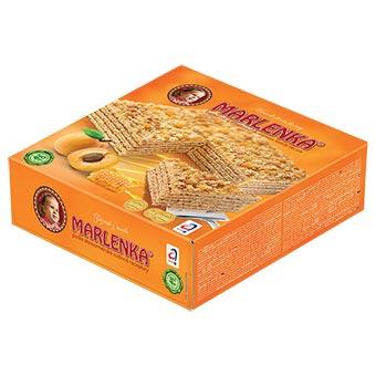 Marlenka Apricot Honey Cake 800g