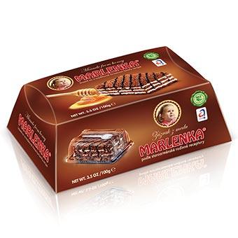 Marlenka Honey Cocoa Cake 100g