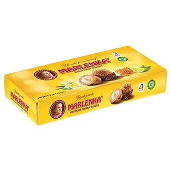 Marlenka Lemon Honey Nuggets Box