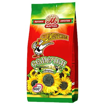 Mr.Martin Selected Sunflower Seeds Kosher 500g