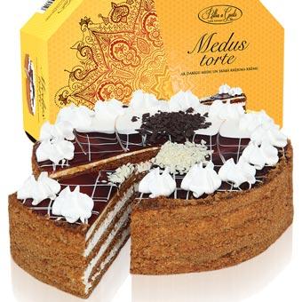 Pellia a Gusto Honey Cake