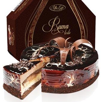 Pellia a Gusto Rum Cake