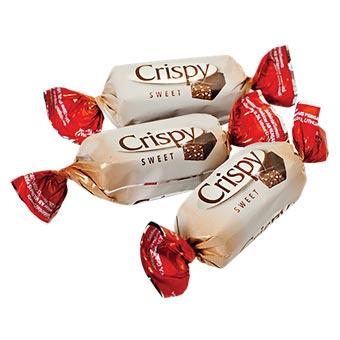Pergale Crispy Chocolate Candies