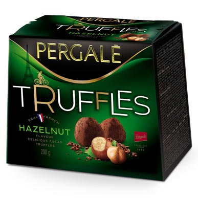 Pergale Truffles Hazelnut