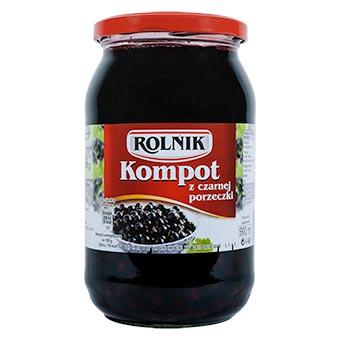 Rolnik Blackcurrant Kompot 900ml