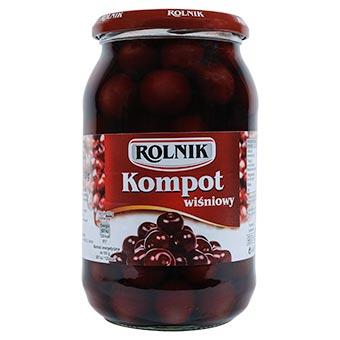 Rolnik Cherry Kompot 900ml